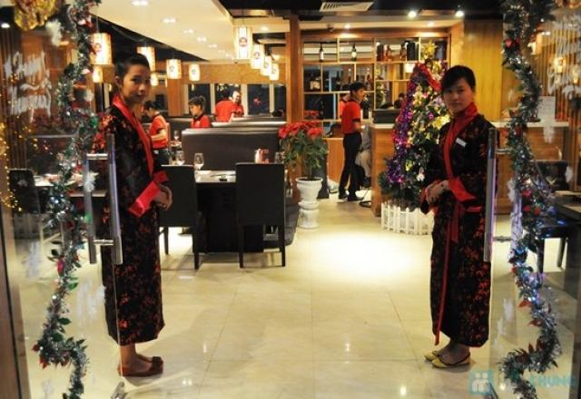 Các bước tiếp khách tại nhà hàng Nhật Bản