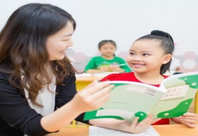 Trung tâm dạy tiếng Nhật giá rẻ cho trẻ em