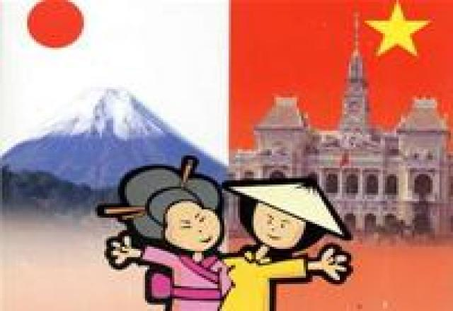 Giao lưu văn hóa Việt Nhật