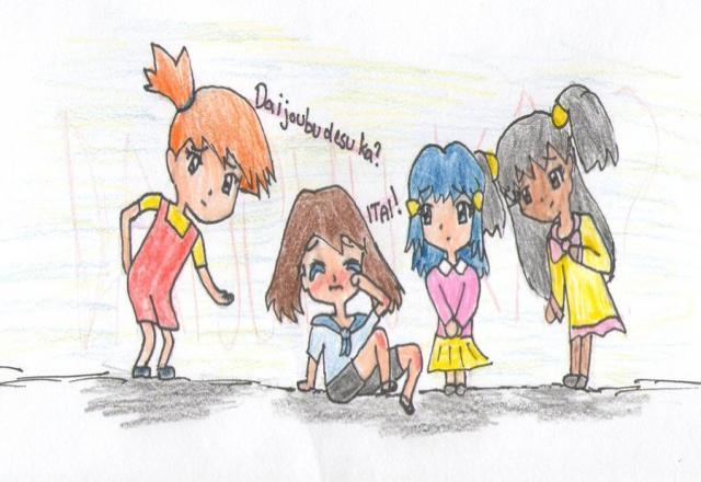 Khóa dạy tiếng Nhật cho trẻ em