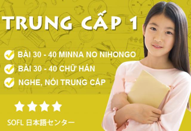 Khai giảng lớp học tiếng Nhật trung cấp 1 - tháng 9/2016