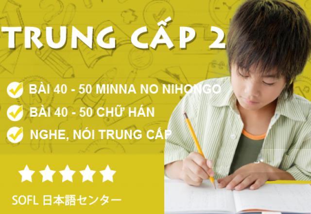 Khai giảng lớp học tiếng Nhật trung cấp 2 - tháng 9/2016