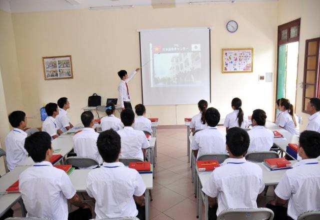Khóa học tiếng Nhật giao tiếp cơ bản trong kinh doanh tại SOFL