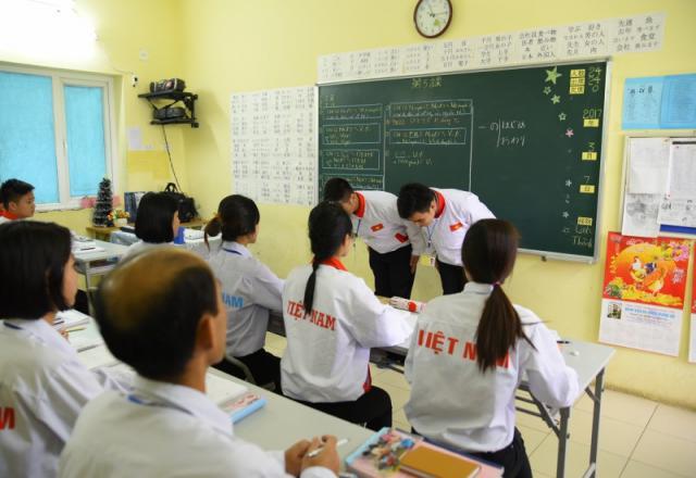 Những điều bạn nên biết khi học tiếng Nhật đi xuất khẩu