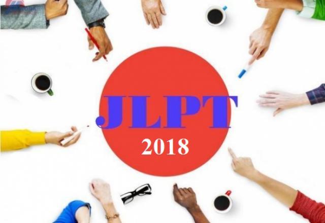Kỳ thi JLPT 2018 vào tháng 7 và cách chinh phục