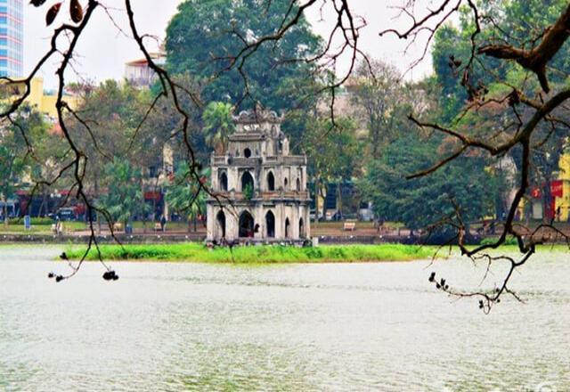 Địa điểm du lịch nổi tiếng Hà Nội viết bằng tiếng Nhật