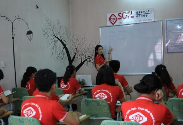 Đừng lo lắng khi học tiếng Nhật giao tiếp tại SOFL