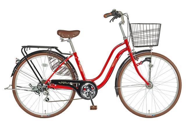 """Bạn có biết người Nhật """"rất khoái"""" đi xe đạp!"""