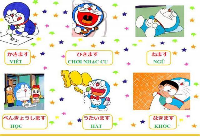 Học tiếng Nhật qua tranh ảnh Manga chuẩn