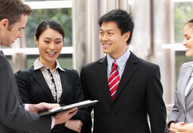 Học tiếng Nhật giao tiếp với các mẫu câu thông dụng