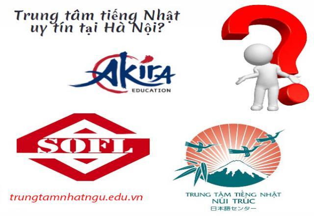 Review 10 Trung tâm tiếng Nhật uy tín tại Hà Nội
