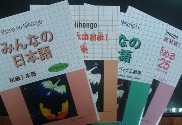 Giáo trình học tiếng Nhật sơ cấp - giáo trình Minano nihongo
