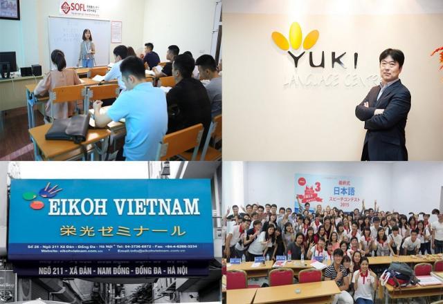 """""""Truy tìm"""" những địa chỉ học tiếng Nhật cấp tốc tại Hà Nội uy tín"""