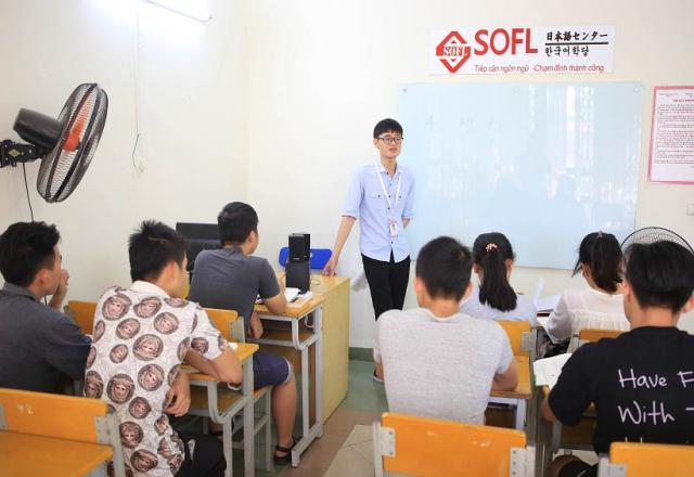 Khóa học tiếng Nhật cấp tốc N4 trong 2 tháng tại Nhật ngữ SOFL