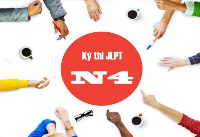 Tìm hiểu kỳ thi năng lực tiếng Nhật JLPT N4