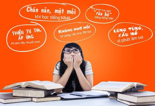 Những suy nghĩ sai lầm khi học tiếng Nhật Online
