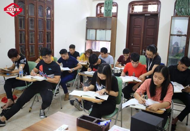 Tìm hiểu về lớp học tiếng Nhật cấp tốc tại Nhật ngữ SOFL