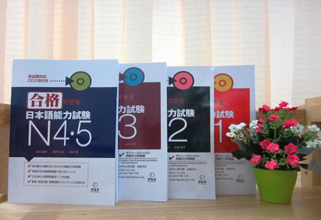 4 cuốn sách luyện thi tiếng Nhật N5 hiệu quả mà bạn không nên bỏ qua