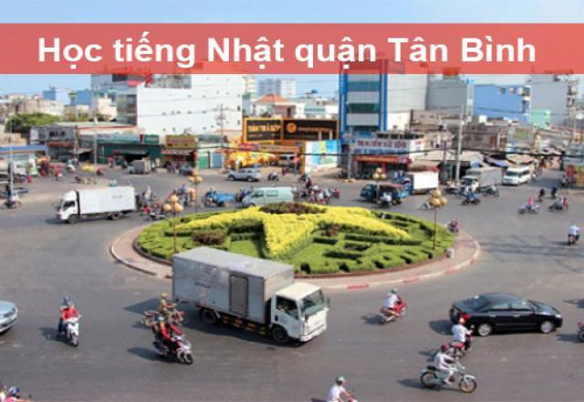 Trung tâm tiếng Nhật ở quận Tân Bình