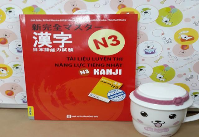 Bộ tài liệu luyện thi tiếng Nhật N3