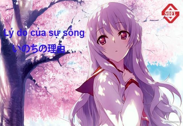 Cùng SOFL học tiếng Nhật qua bài hát Lý do của sự sống