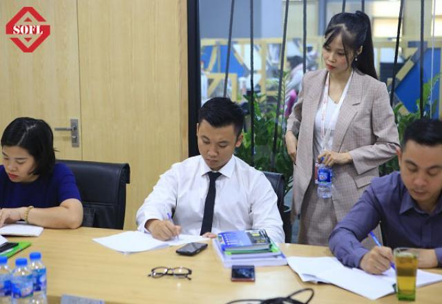 Khóa học đào tạo tiếng Nhật cho doanh nghiệp
