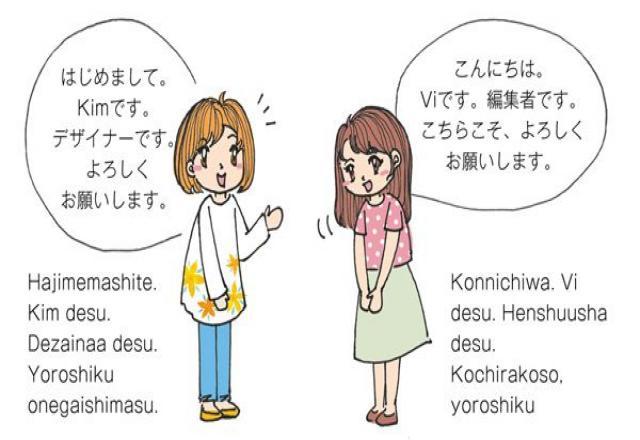 Ẩn ý trong cách chào hỏi của người Nhật