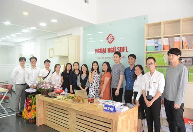Trung tâm tiếng Nhật SOFL tại HCM - Lớp luyện thi JLPT cam kết đầu ra