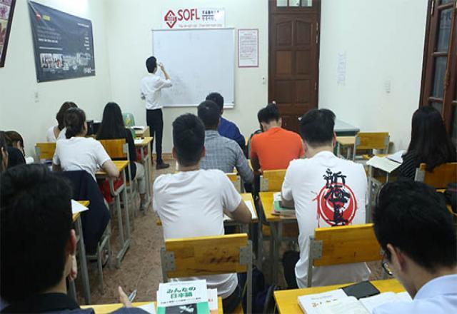 7 trung tâm có khóa học tiếng Nhật cấp tốc buổi tối