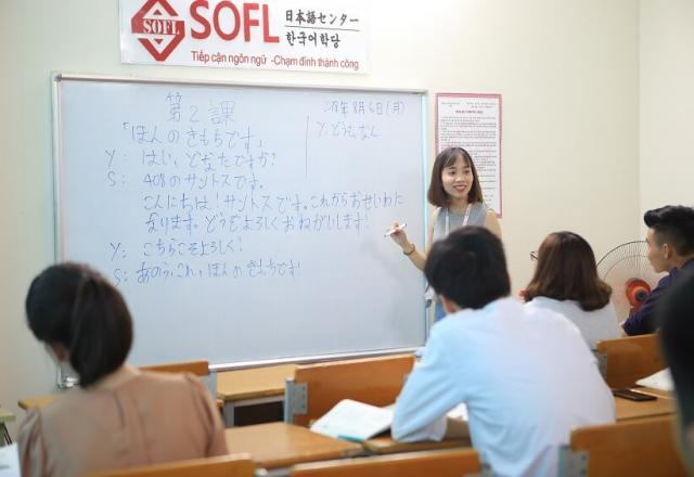 Tìm khóa luyện thi năng lực tiếng Nhật JLPT tại Hà Nội