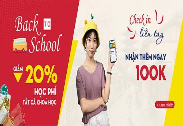 BACK TO SCHOOL - NGẬP TRÀN ƯU ĐÃI TỪ SOFL