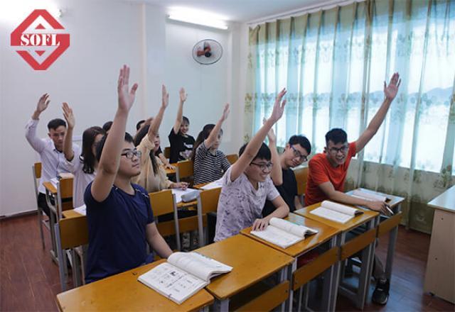 Tìm khóa luyện thi JLPT N4 tại trung tâm tiếng Nhật SOFL ở TPHCM