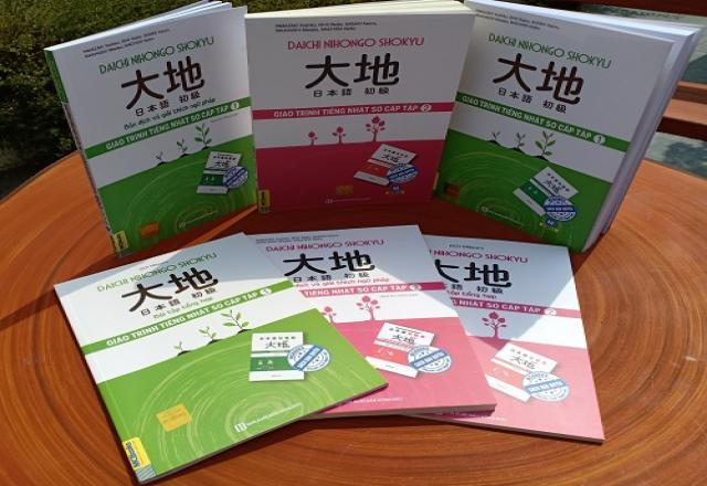 Giáo trình học tiếng Nhật giao tiếp cho người mới bắt đầu
