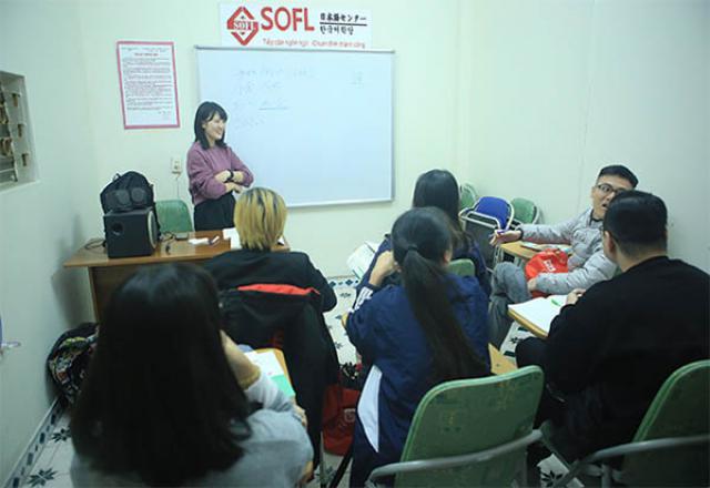 Dạy tiếng Nhật giao tiếp cơ bản quận Bình Thạnh