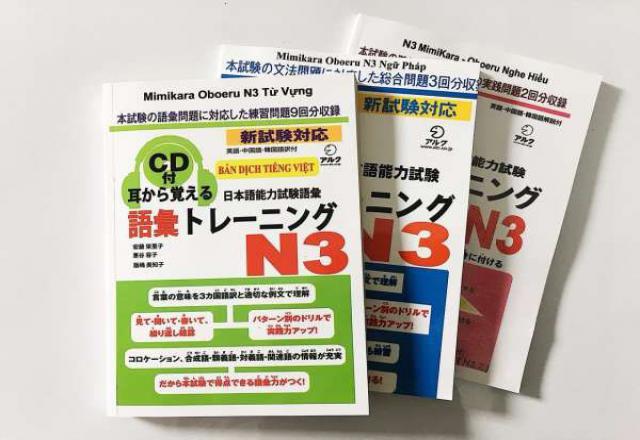 So sánh ưu, nhược điểm các giáo trình học ngữ pháp tiếng Nhật