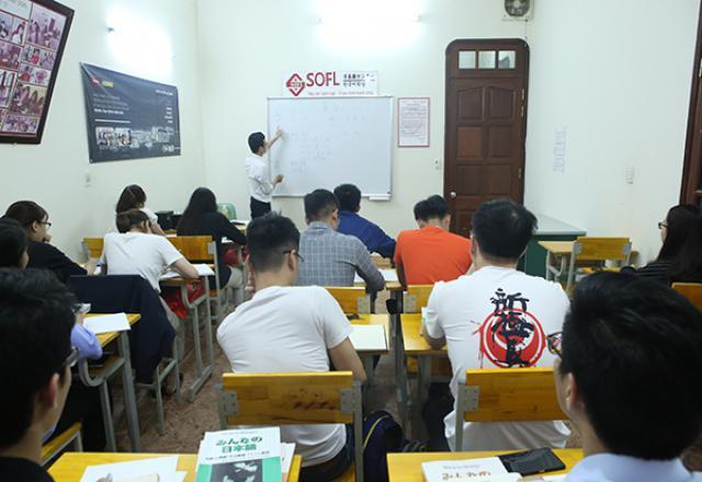 Tiêu chí lựa chọn lớp tiếng Nhật cấp tốc tại khu vực Tp.HCM