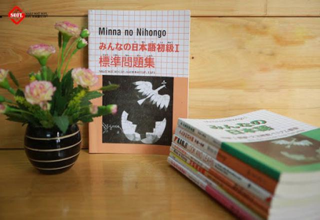 Cách sử dụng sách bài tập Minna no Nihongo